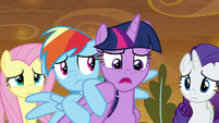 Twilight still doesn't know what to do S9E2