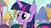 Twilight thanking the CMC S4E15