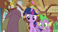 Twilight your cutie mark S3E13