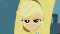 Applejack in banana suit EG2