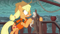 Applejack looking at the map S6E22.png