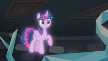 Astral Twilight Sparkle appears again S8E22