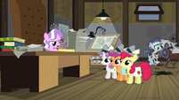 CMC meeting with Diamond Tiara S2E23