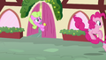 Daisy sees the Pinkie clones hopping S3E03.png