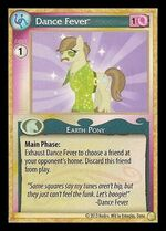 Dance Fever demo card MLP CCG