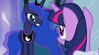 Luna ''o tempo é essencial'' EG