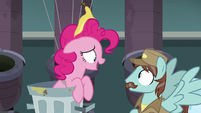 "Pinkie Pie ""she would never throw them away"" S7E23"