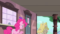 Pinkie Pie 'that doesn't look anything like a duck!' S4E11