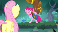 Pinkie Pie -I know what to do!- S8E18