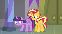 Princess Twilight hyperventilating EGFF