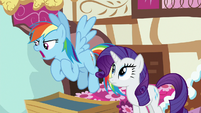"Rainbow Dash ""how about if I ask"" S8E18"