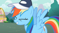 Rainbow Dash -That is awesome- S2E07