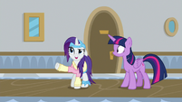 "Rarity ""I need the bits"" S8E16"