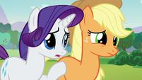 Rarity --I do understand-- S5E24
