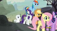 S05E01 Zniekształcona Rainbow Dash