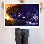 Shadow Wonders art print WeLoveFine