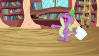 Spike 'front and center' S3E11