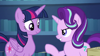 "Starlight ""Throne room! Got it!"" S6E1"