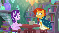 Sunburst --did something happen to you-- S6E1