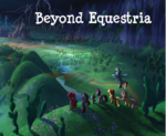 The Art of MLP The Movie page 59 - Beyond Equestria
