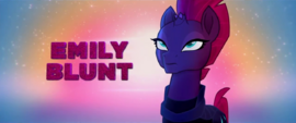 Trailer promo shot of Tempest Shadow MLPTM