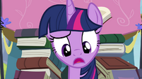 Twilight -all my books for a broken pen-- S4E22