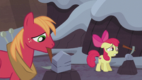 Apple Bloom -our dolls are... rocks-- S5E20