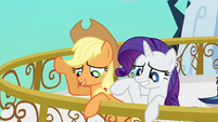 Applejack 'Don't know if I believe me' S3E2