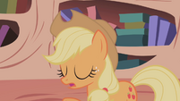 Applejack doesn't want the ticket anymore S1E03