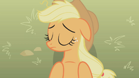 Applejack gives up S1E04