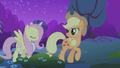 Applejack trotting into forest S1E02.png