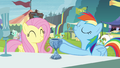 Crystal chalice cracks in Rainbow's hooves S4E22.png
