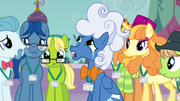 """Fluffy Clouds """"a pony had taken my seat"""" S5E10"""