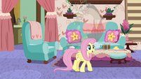 Fluttershy -to bounce ideas off of- S7E12