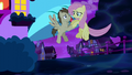 Fluttershy helping Crescent Moon S5E13.png