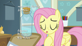 Fluttershy sighing with relief S7E20.png