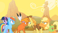 Little Strongheart and Braeburn Embarrassed S1E21.png