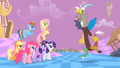 Main ponies Discord Just Make it Quick S2E2.png