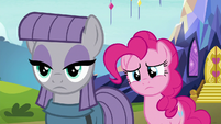 Maud Pie taking an awkward pause S7E4
