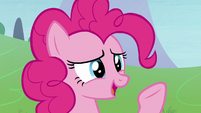 "Pinkie ""what are you apologizing to me for?"" S8E3"
