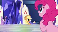 """Pinkie Pie """"pretty much the same"""" S9E14"""