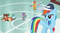 "Rainbow Dash ""anything to worry about"" S9E15"