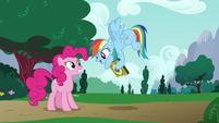 Rainbow Dash --the best prank ever!-- S6E15