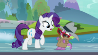 "Rarity ""nopony else is available"" S8E11"