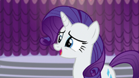 Rarity -to provide each and every pony- S5E14