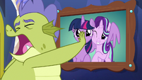 Sludge disgusted by picture of Twilight and Starlight S8E24
