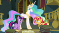 Sunset compliments Twilight's teaching EGFF.png