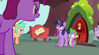 Twilight 'Please everypony' S3E03