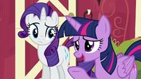 Twilight --I know we're not farmers-- S6E10