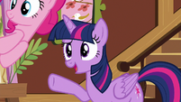 "Twilight Sparkle ""you said no more experts"" S7E5"